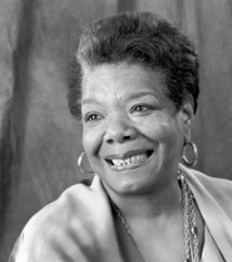 The remarkable Maya Angelou