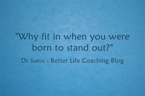 Were You Born To Fit In, Or To Stand Out?