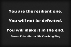 To the Resilient One