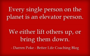 We're All Elevator People