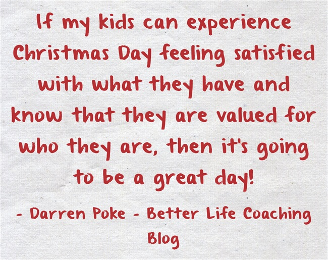 i have three wonderful kids and christmas is an awesome time to be a dad