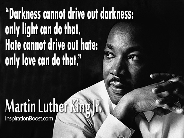 Martin Luther King Quotes On Love Fascinating My Favourite Martin Luther King Story Better Life Coaching Blog