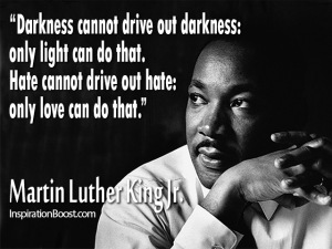 Martin Luther King Jnr Quote Love