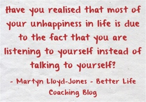 Are You Listening Or Talking To Yourself?
