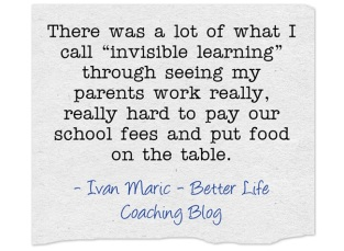 What Are Your Kids Invisibly Learning From You?
