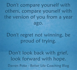 Dont-compare-yourself