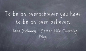 to-be-an-overachiever